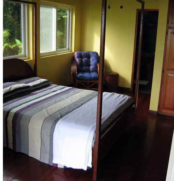 Both of Buena Vibra House's Bedroom have queen sized beds